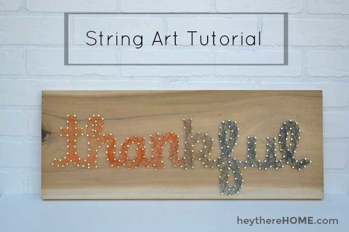 how-to-make-string-art-sign