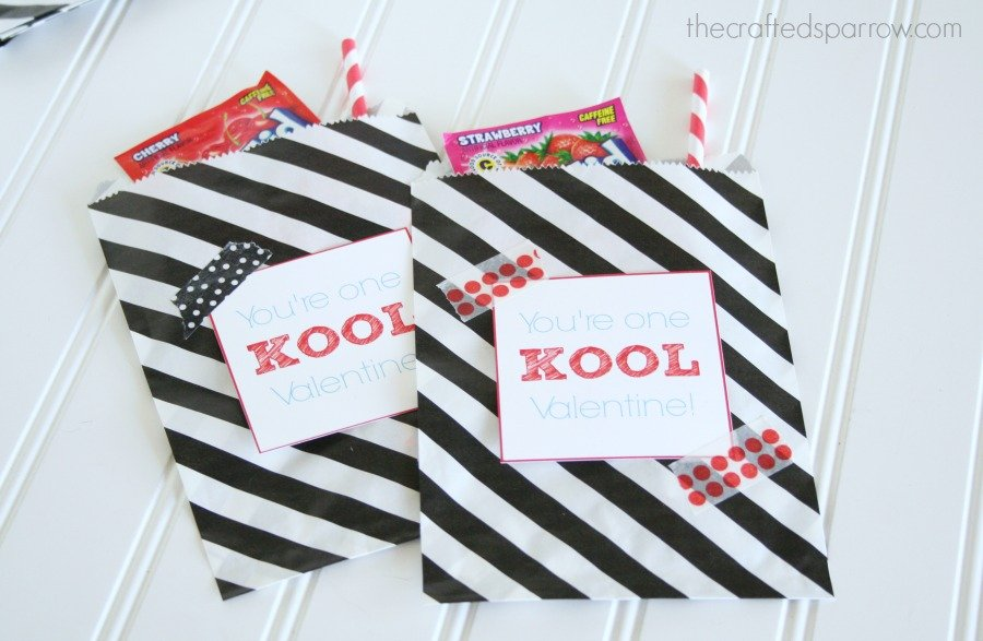 Koolaid valentines printables