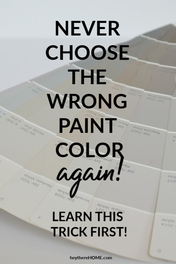 How to choose the perfect greige paint for your home with one simple trick