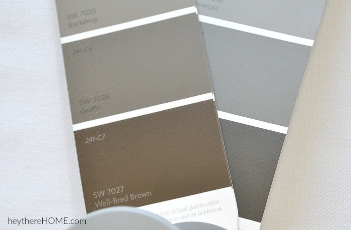 find the perfect greige paint color