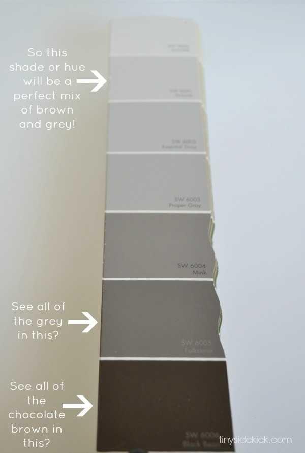 How to choose the perfect greige paint for Best neutral brown paint color