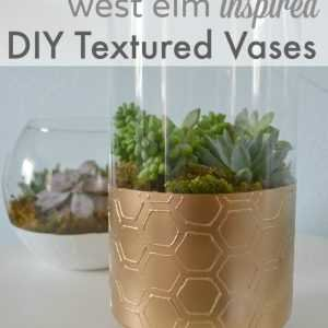 diy-hive-vase-west-elm-knock-off