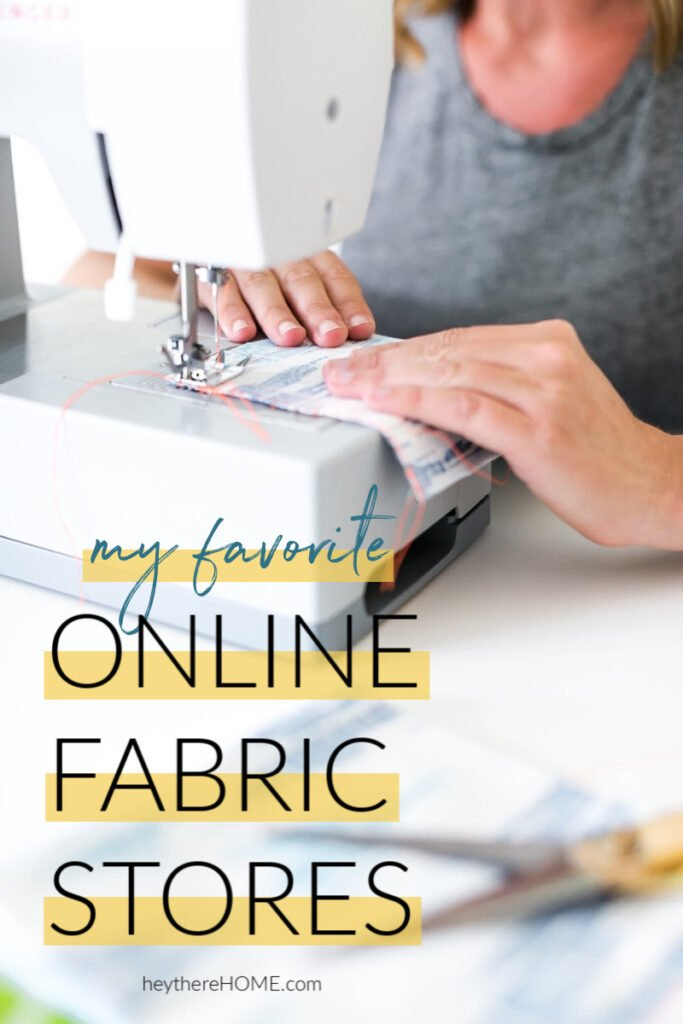 best online fabric stores