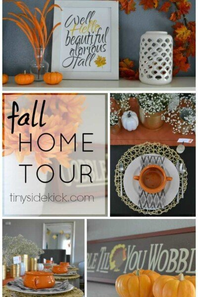 Fall Home Tour at Hey There, Home