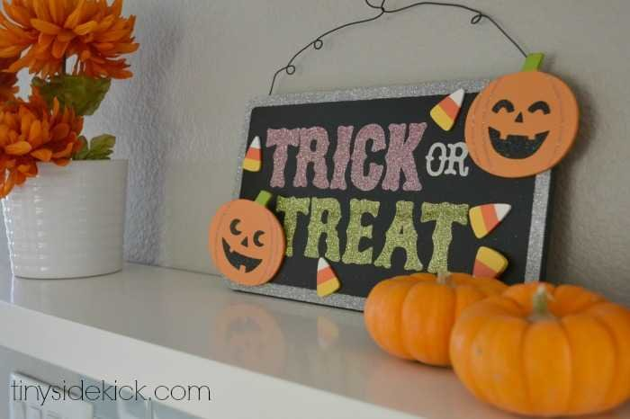 Easy halloween decorations on a budget for Easy halloween home decorations