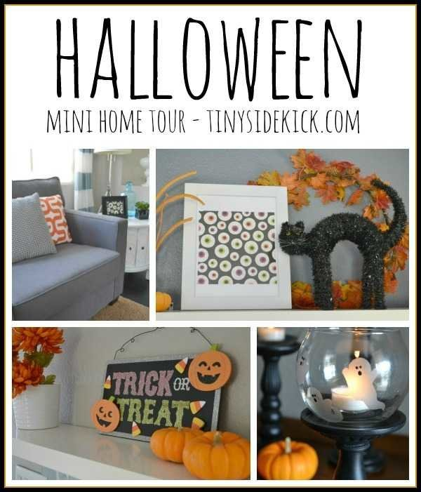 Simple Halloween Decor Part - 45: Simple Halloween Decorations