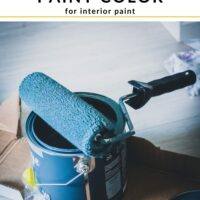 How to pick paint color for interior paint