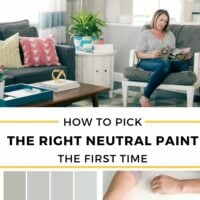 Pick the right neutral paint color