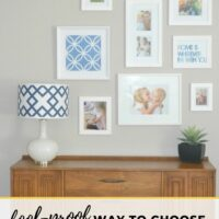The no fail way to choose paint colors