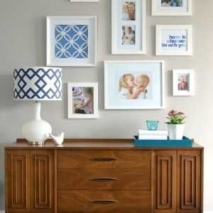 free gallery wall printable, home is wherever I
