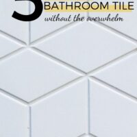 5 tips for choosing perfect tile