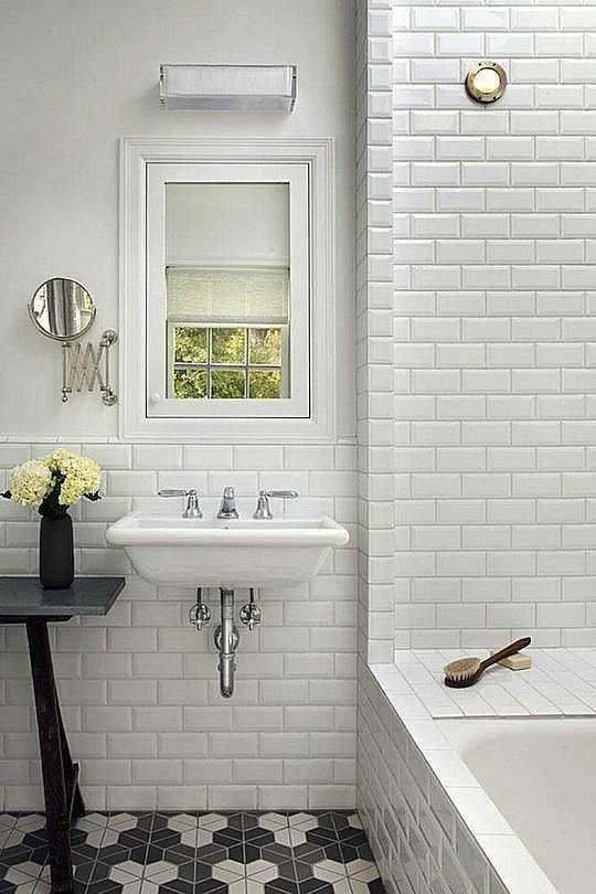how to choose the right bathroom tile
