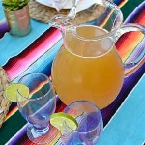 Beer cocktail recipe perfect for cinco de mayo