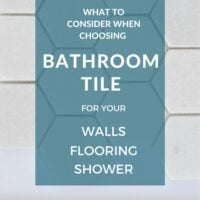 choose tile for bathroom walls flooring shower