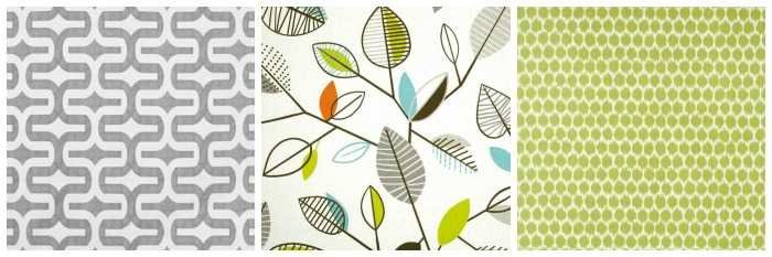 modern living room fabric 3