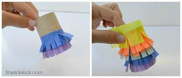 cinco de mayo party decorations DIY napkin rings