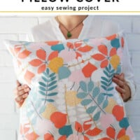 How to make envelope pillow cover