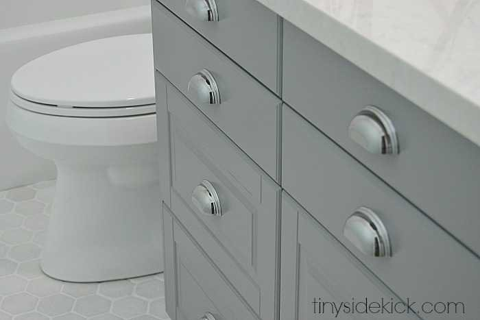 How to Install Cabinet Hardware the Easy Way