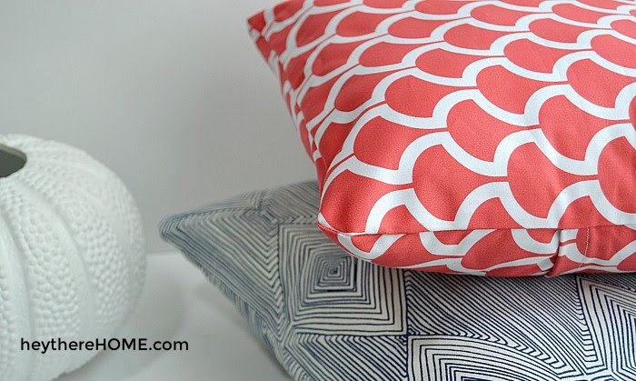 How To Make An Envelope Pillow Cover Diy Tutorial