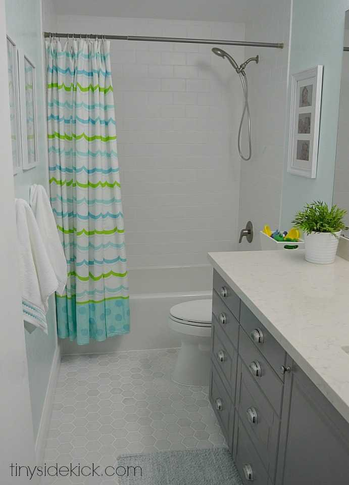 kids bathroom remodel
