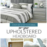 no sew upholstered headboard instructions