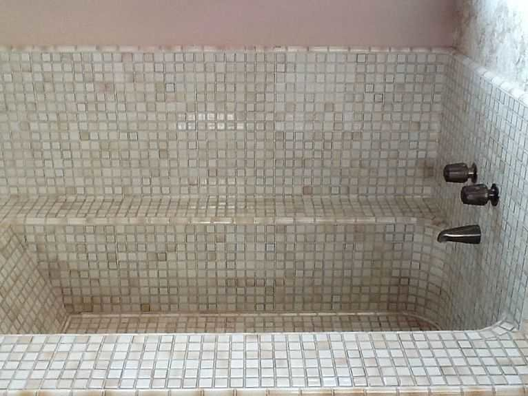 master bathroom remodel, how to update a master bathroom, modern coastal master bathroom (2)