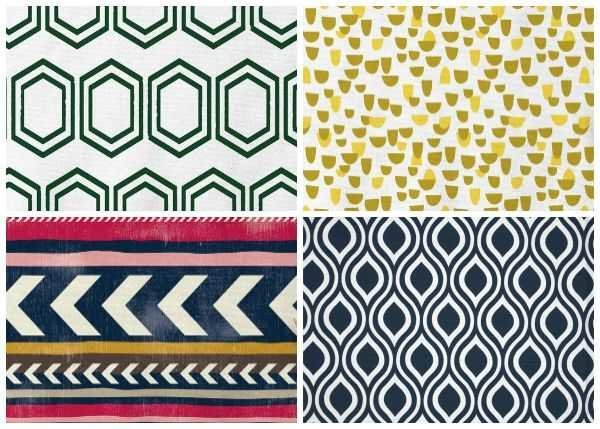home decor fabric by the yard modern geometric fabric by the yard