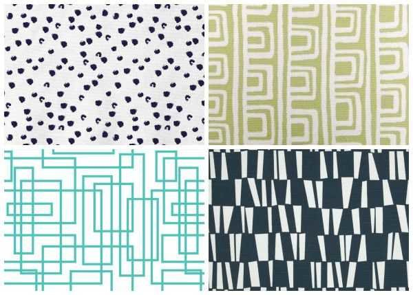 25+ Modern Home Decor Fabrics
