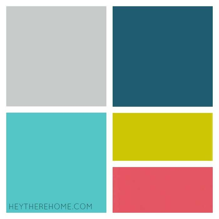 create color palette