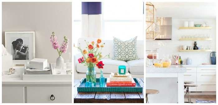group like items together for impact in your home decor