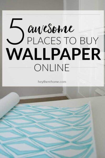 5 awesome places to buy wallpaper online