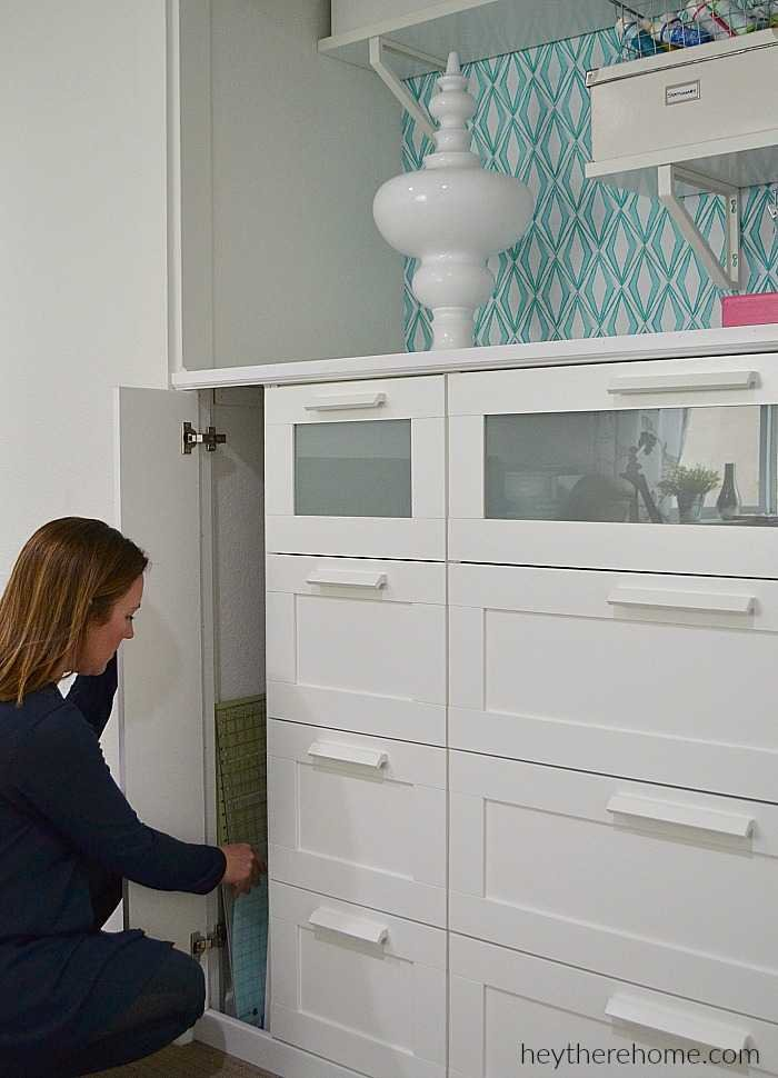 Using An Armoire In A Home Office