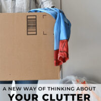 easy method to declutter your home