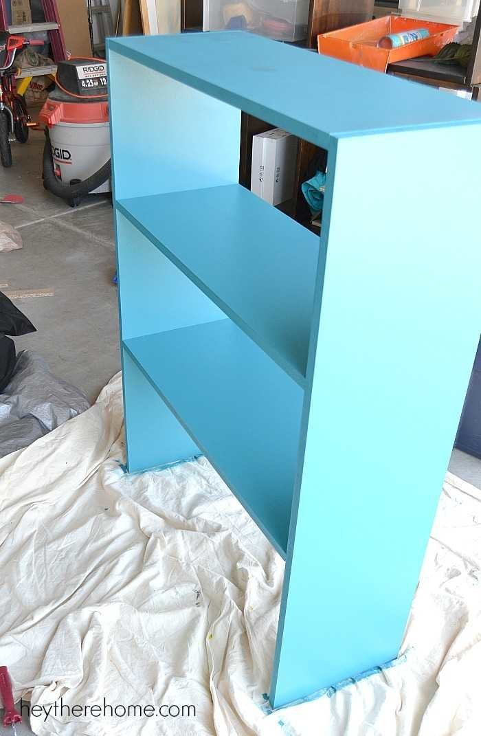 How to build a shelf unit with the kreg jig (2)