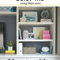 Tutorial Shelves & Cabinets Builtins
