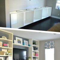 easy DIY builtin