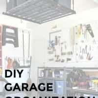 DIY Garage Organization Systems that will save you money
