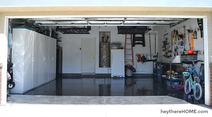 tips ground organization for pin off garage the things get diy