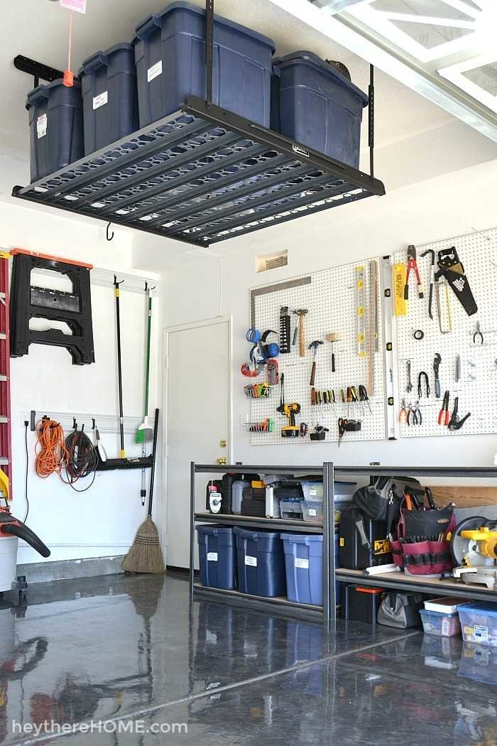 garage organization ideas our organized garage the reveal 15709