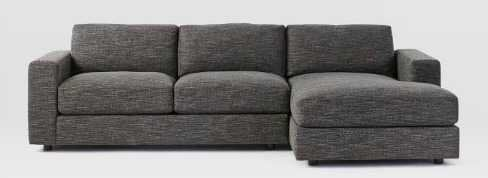 Charmant Where To Buy Modern Grey Sofa With Chaise
