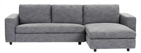Where To Buy Modern Grey Sofa With Chaise