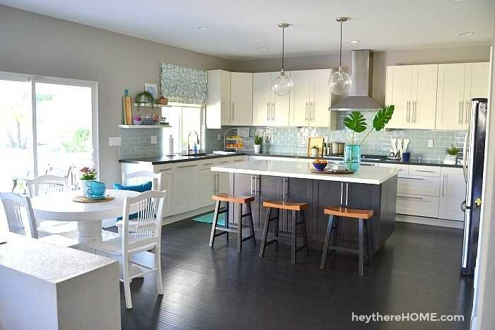 Awesome DIY Kitchen Remodel