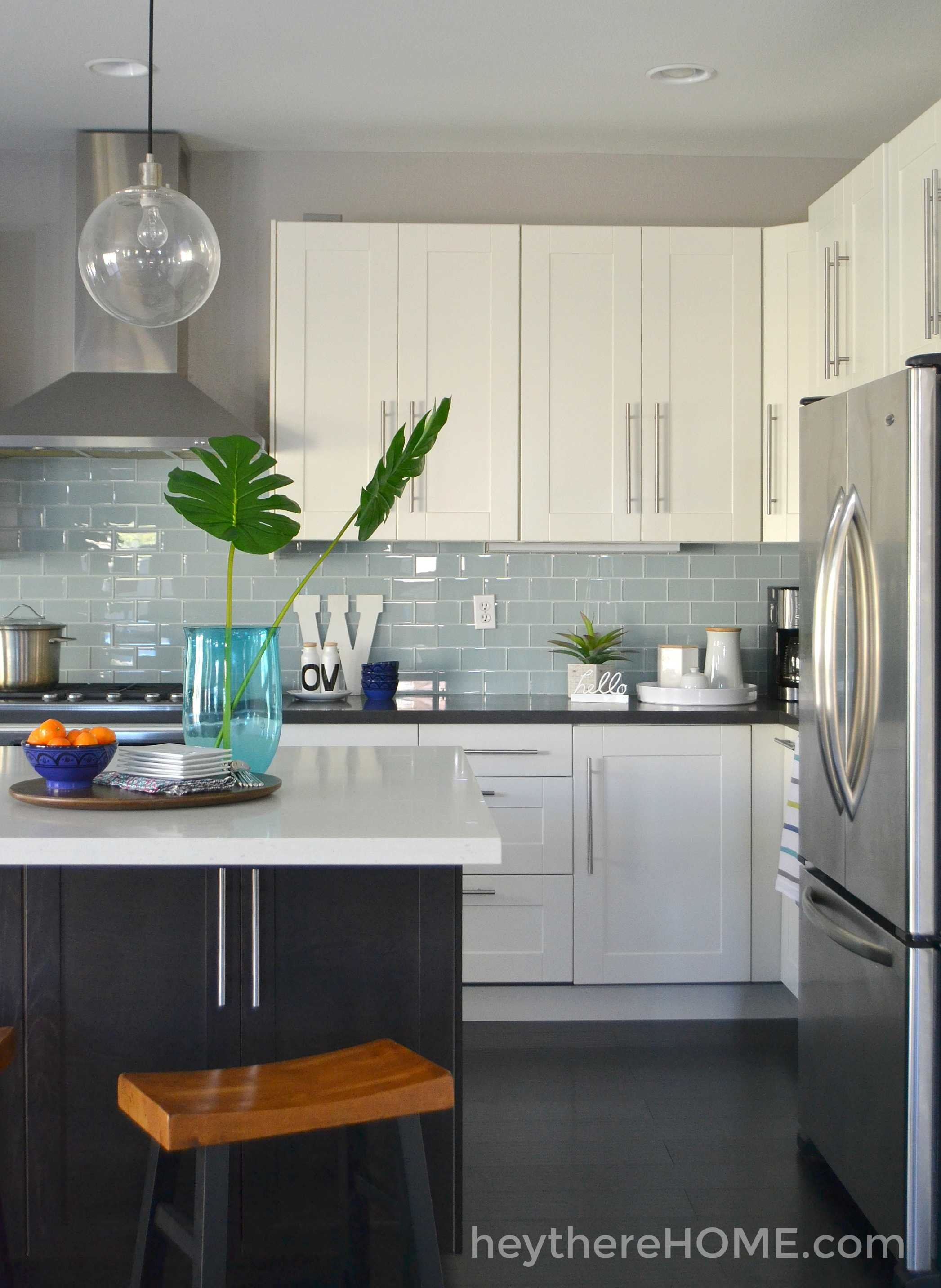 Kitchen remodel ideas that add value to your home for Kitchen cabinets ikea