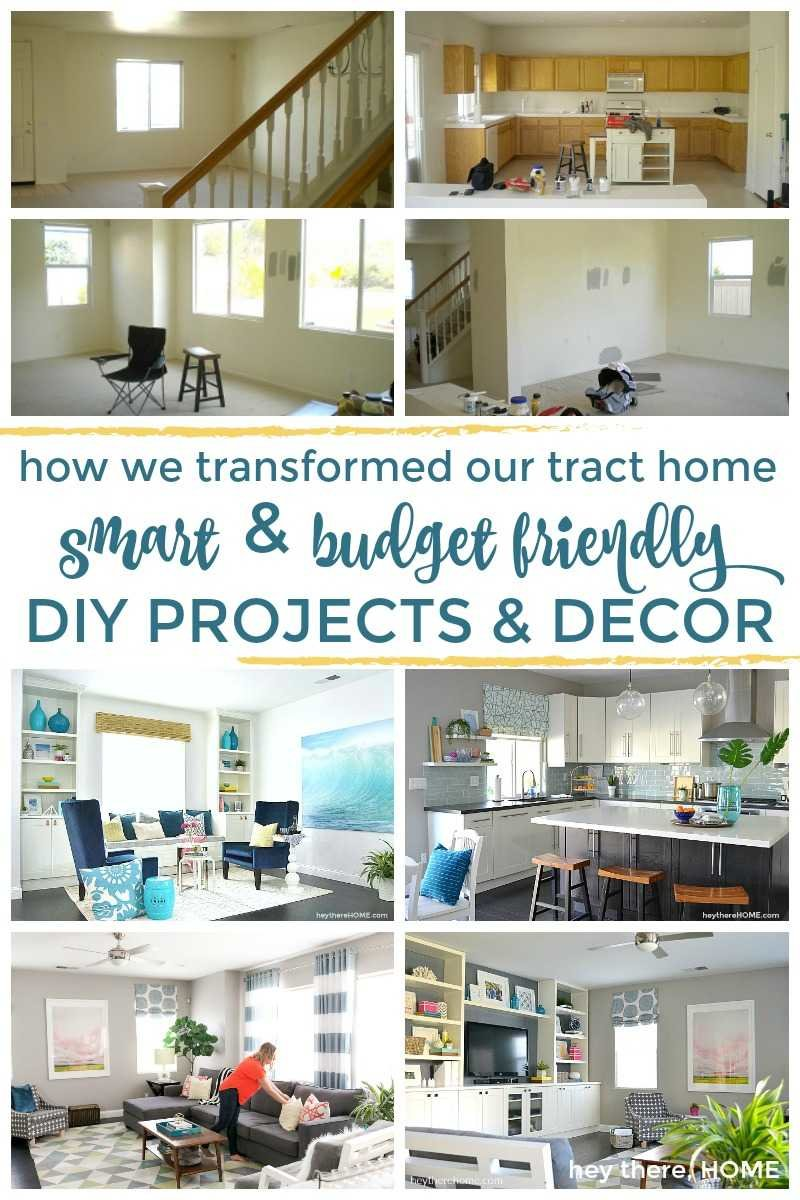 My Home Tour - All My DIY Home Decor Projects and Room Reveals
