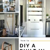 How to DIY a Pantry Cabinet