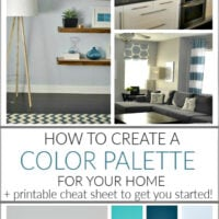 How to create a color palette for your home