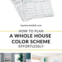 Plan a whole house color scheme effortlessly