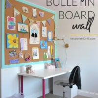 large cork board ideas for office