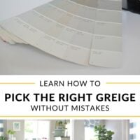 Pick the Right Greige paint without mistakes