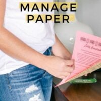 Effective Ways to Manage Paper Clutter